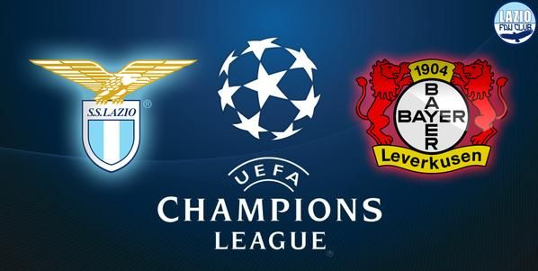Lazio Vs Bayer Leverkusen Champions League Qualifying Live Stream Broadcaster List Head To He Champions League Champions League Logo Uefa Champions League
