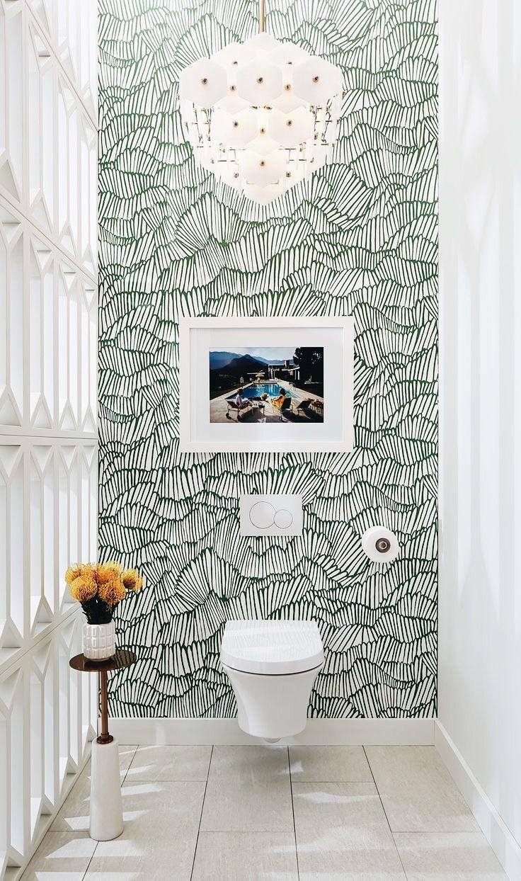 Pin by melanie_eliza . on decor   Pinterest   Interiors, Powder room ...