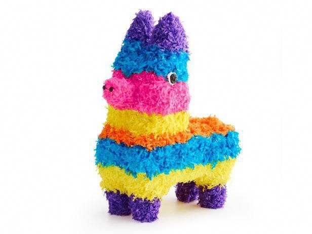 Photo of Pinata Cake : Don't take a whack at this guy — he's dessert! To make the edibl…