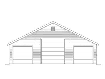 Plan 024g 0007 Garage Plans And Garage Blue Prints From The Garage Plan Shop Large Garage Plans Garage Plans Garage Design Plans
