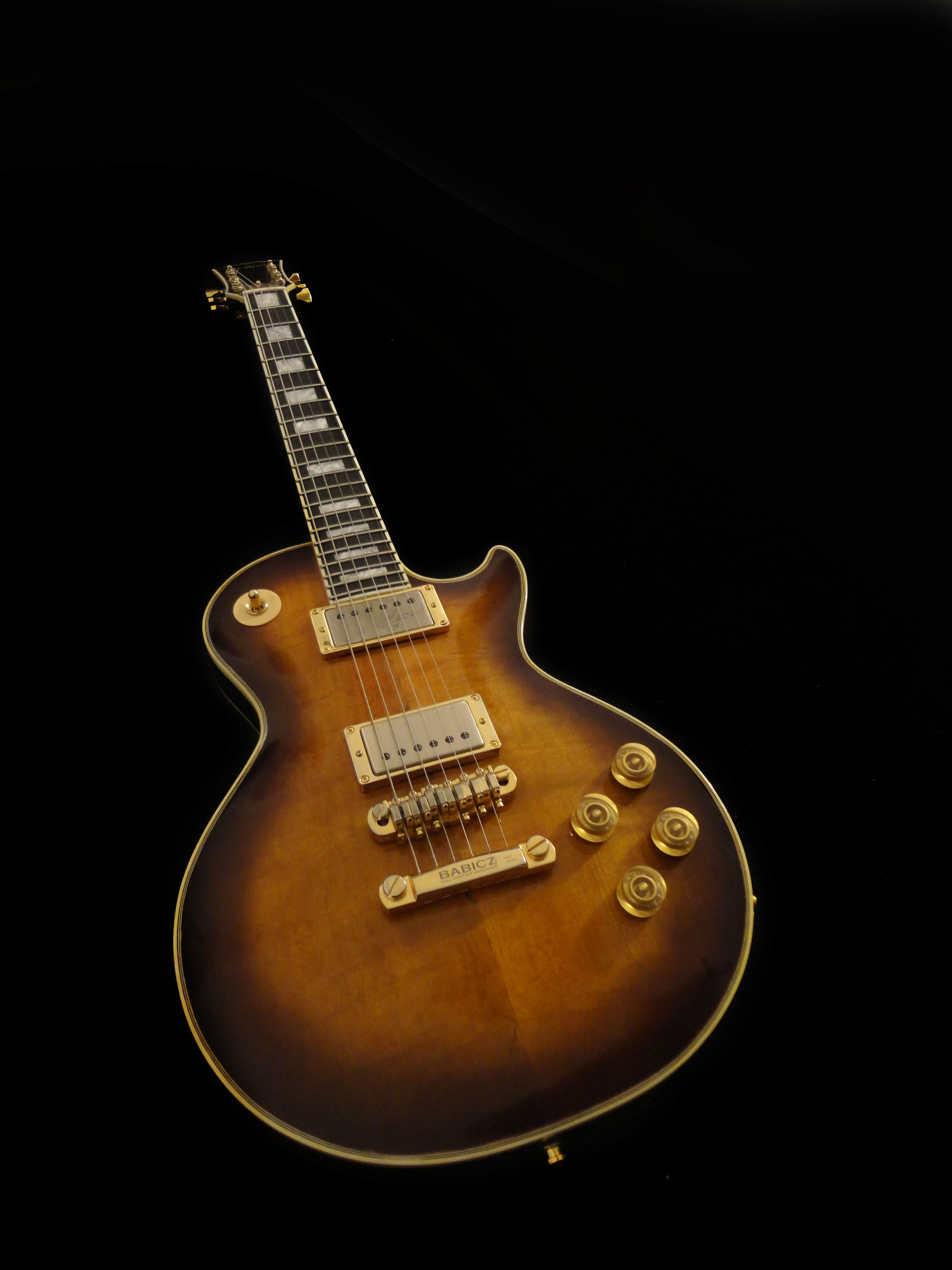 Tribel Luthiers Les Paul Lollar Imperial Humbuckers Jimmy Wiring A Page Push Pull Pots Tribeluthiers