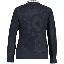 Photo of State of Art Pullover, regular fit, 2-Tone-Jacquard State of Art