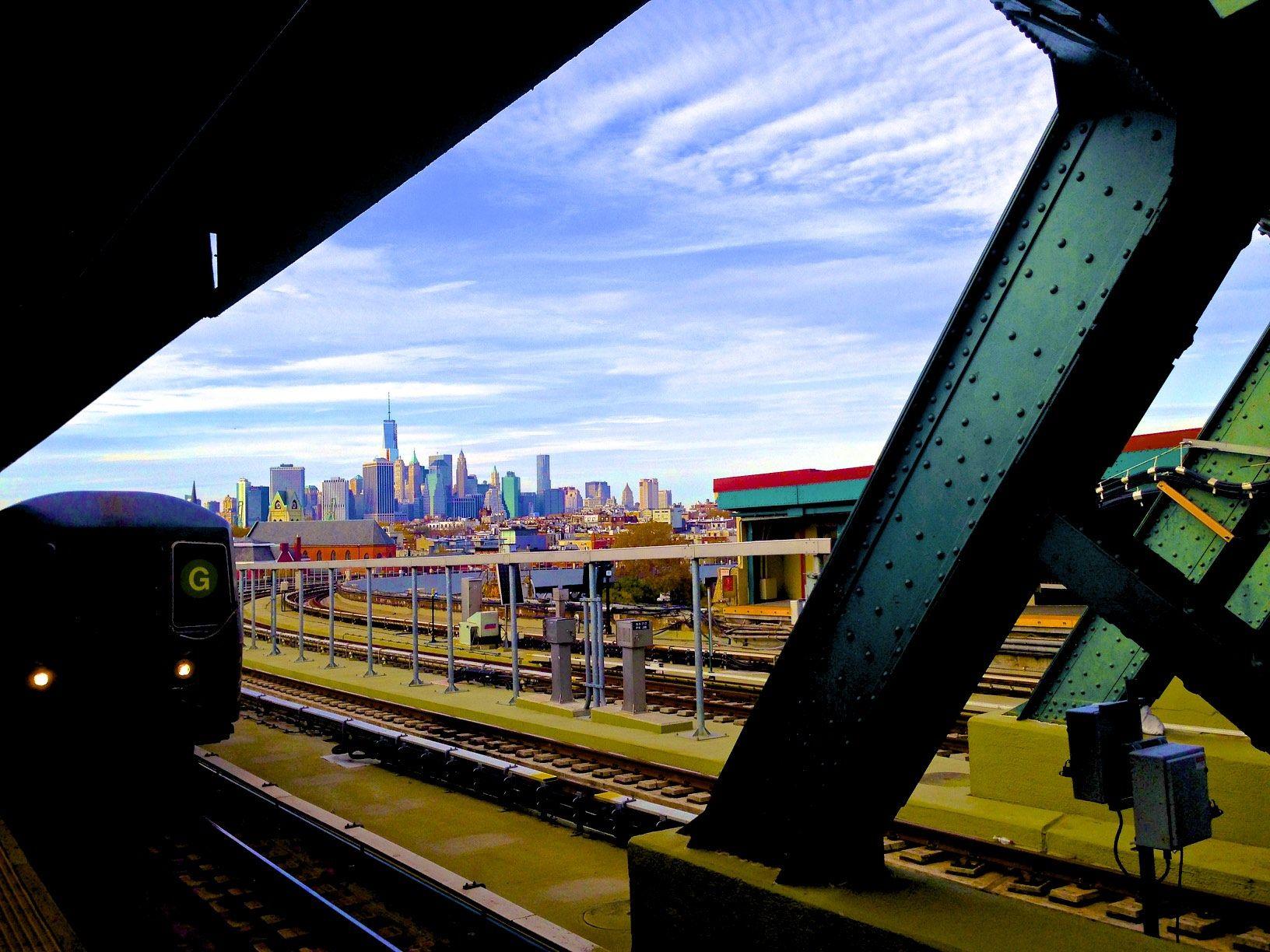 New York City, USA. G train @eduardoxavierph