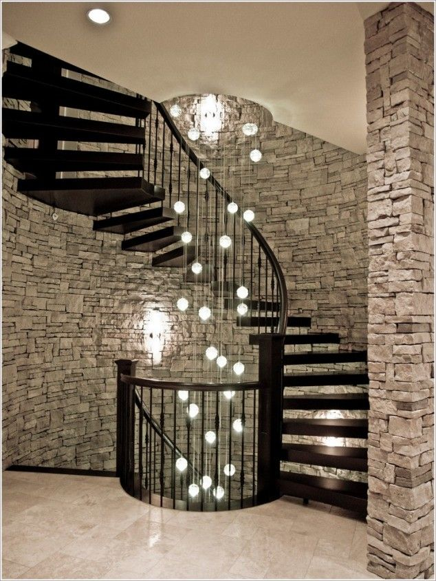 Best 20 Magnificent Floating Staircases For An Elegant 640 x 480