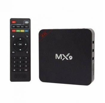 Aparelho P/ Transformar Em Smart Tv 4k Netflix Bluetooth