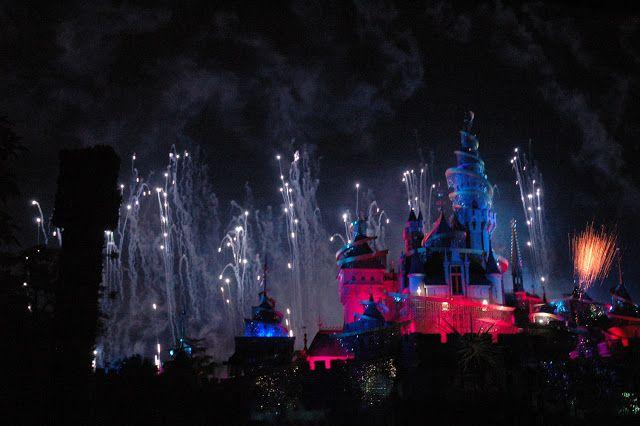 Fireworks H K Disney Fotografi