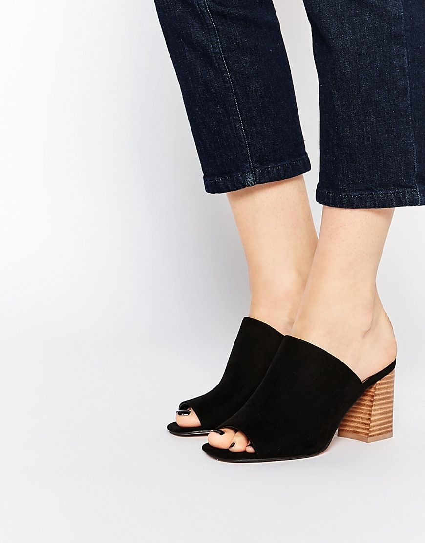 ASOS Collection Shoes Women ASOS TALL ORDER Mule Sandals