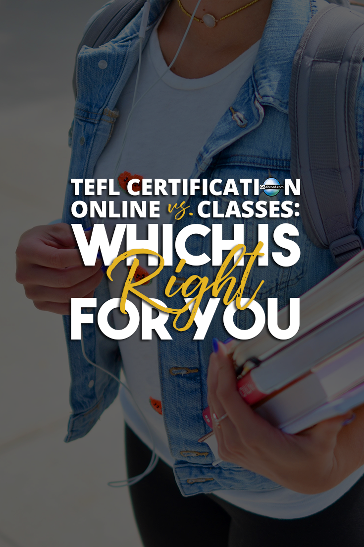 There Are Many Options You Can Gain A Tefl Certification Online Or