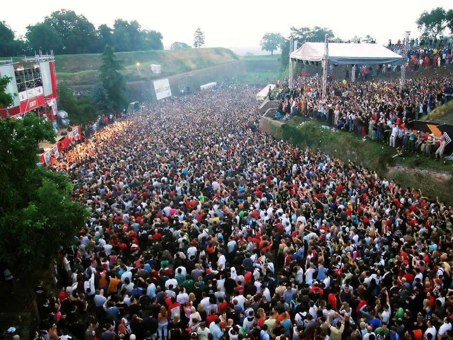 Founded in 2000, the Exit Festival began as a student movement, but has evolved into one of the most popular music festivals in the world (yet, the sense of social responsibility from its founding mission remains). The main venue is the Petrovaradin Fortress, a massive structure first laid down by the Romans and added to over the centuries by various ruling parties trying to assert their hegemony. The event takes place every summer in July (July 9-12 this year) and is a massive party…