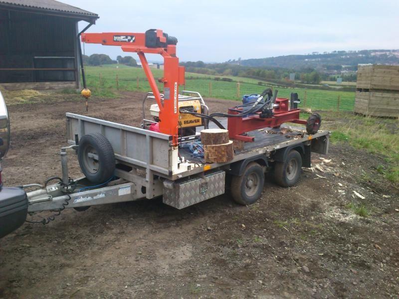 crane for ifor williams - Arbtalk co uk | Discussion Forum