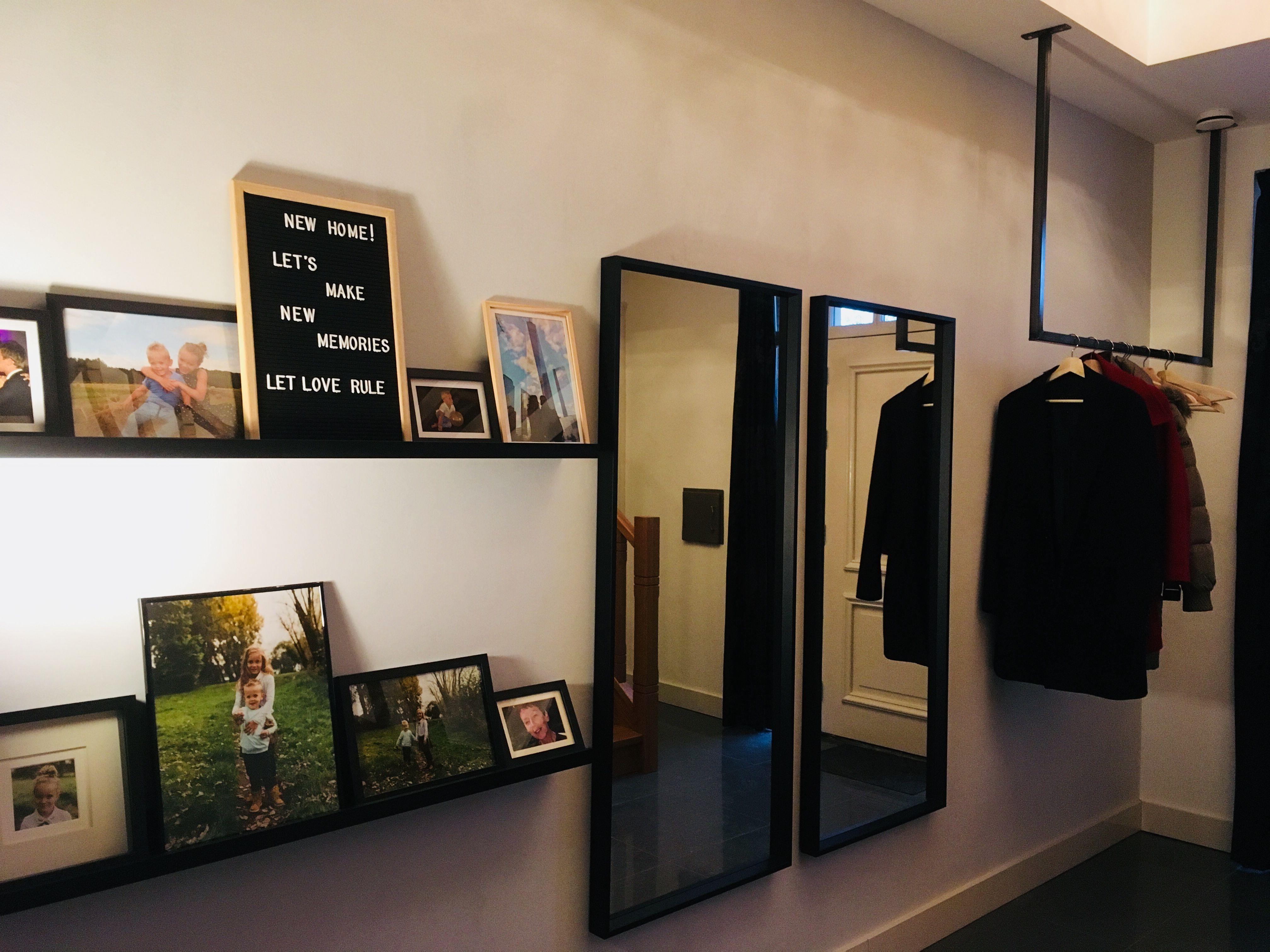Grote Spiegel Industrieel : Moderne hal industrieel foto muur grote spiegels hangende