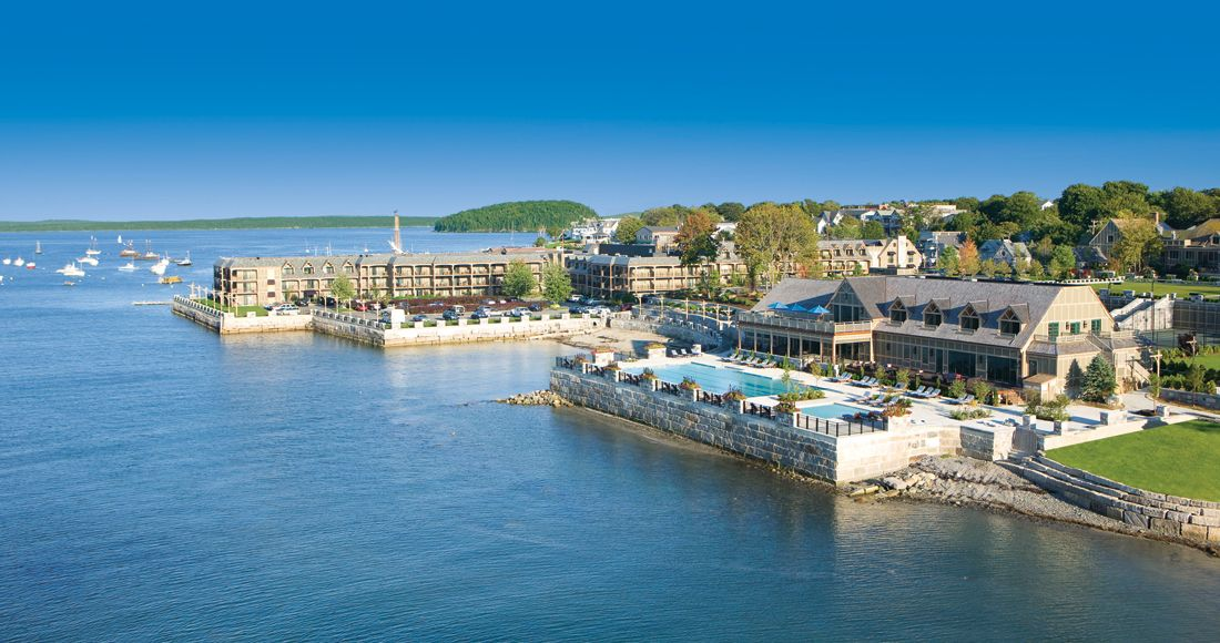 The Harborside Is Considered One Of Best Bar Harbor Hotels And It Perfect Destination For Family Vacations Getaways Weddings