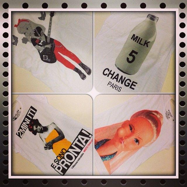 ..... per LEI !!!! #alice #chanel #barbie #rudeiscool #bflak #tee #tshirt #trishirtcagliari