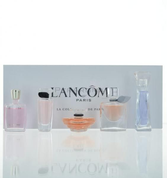 De Gift Parfums For Women4 La Piece Mini By Lancome Collection Set sQrhtd