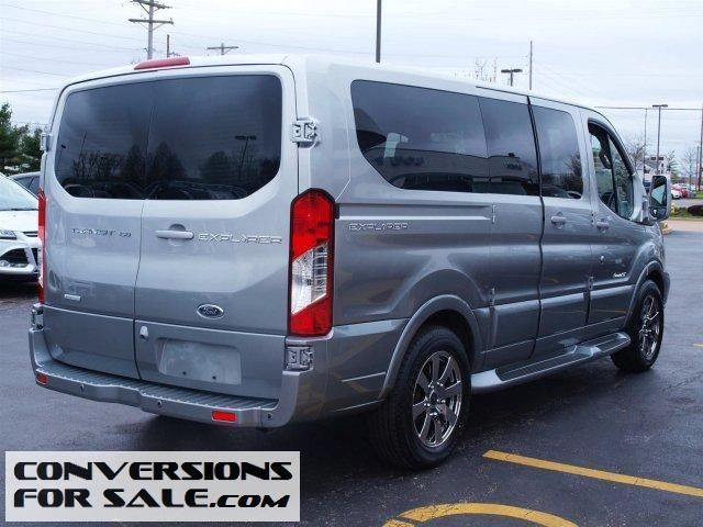 2015 Ford Transit 150 Low Roof Explorer Conversion Van Ford Transit Ford Transit Camper Ford Transit Conversion