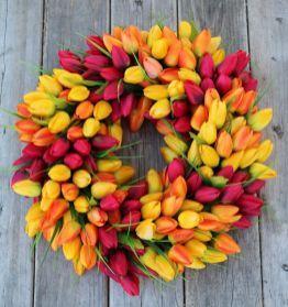 Photo of 47 DIY Spring Wreaths For Front Door Decor Ideas