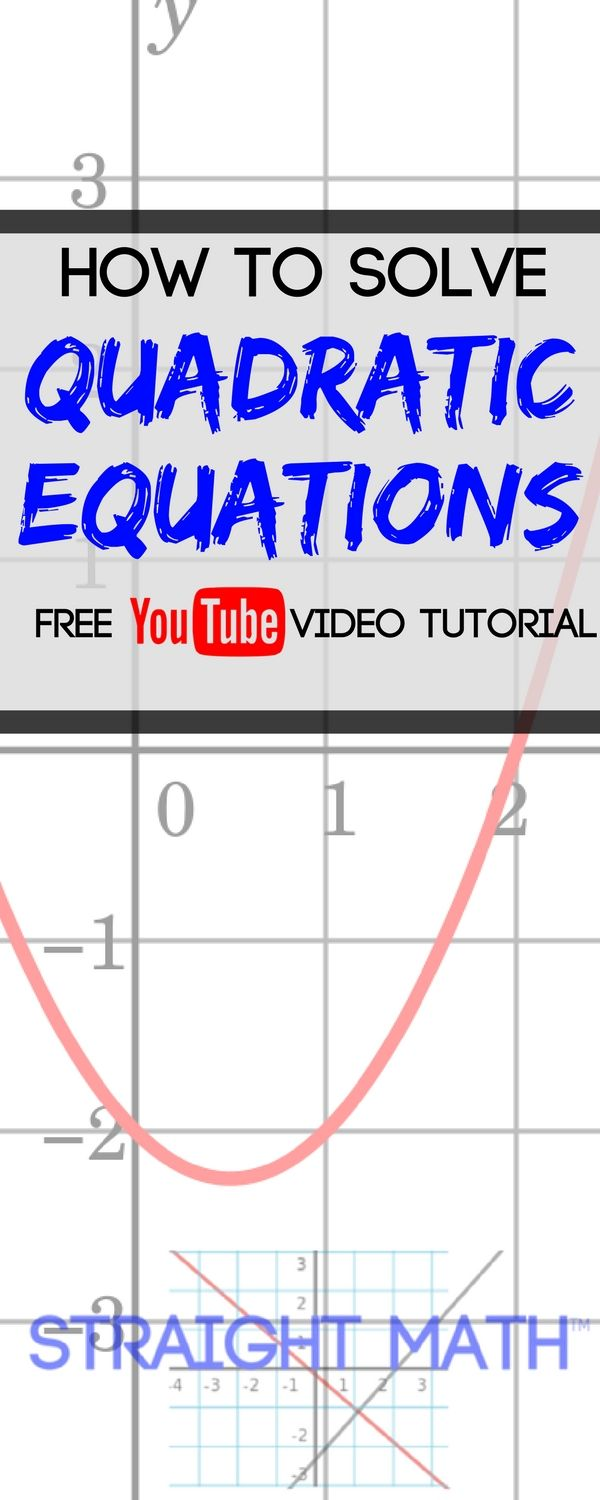 Struggling with high school Algebra? This free, easy to follow math ...