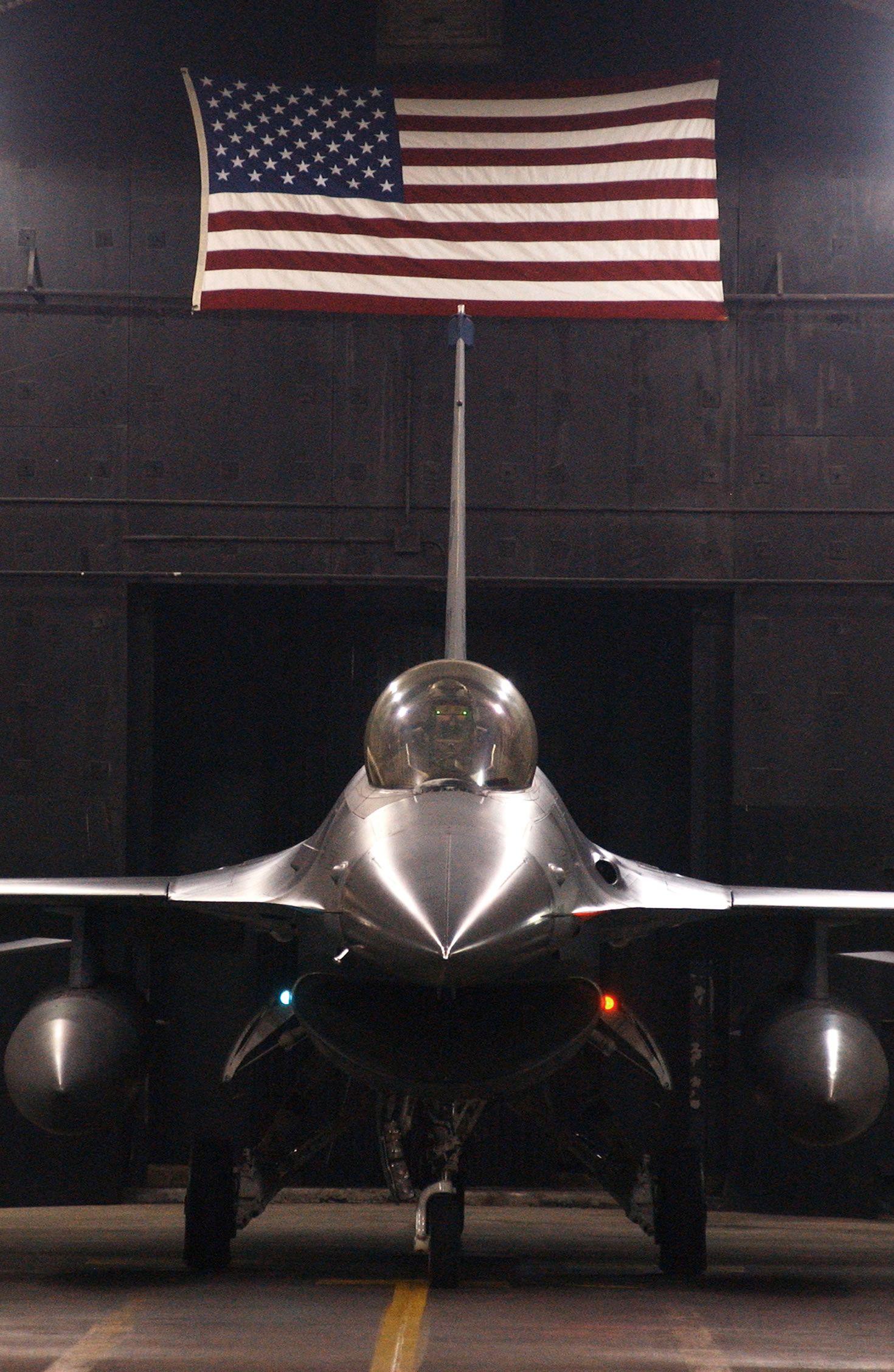 Обои force, military, F16. Авиация foto 16