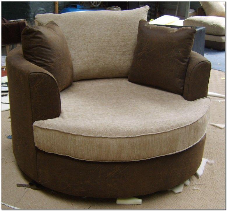 Beautiful Big Round Chair Canada, Big comfy chair, Comfy