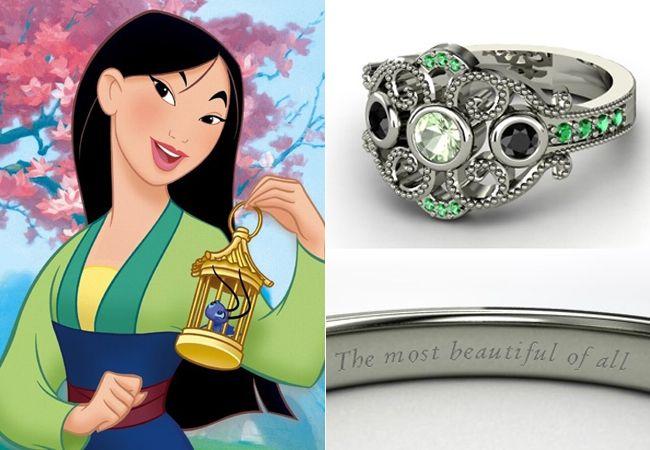 Disney Engagement Rings From Gemvara  Seen Them Yet?
