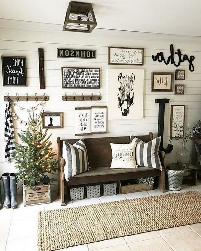 35 Best Facts Fiction And Wall Collage Ideas Living Room Rustic Wall Walldecoration Walldec Rustic Living Room Farmhouse Wall Decor Farm House Living Room #rustic #wall #ideas #for #living #room