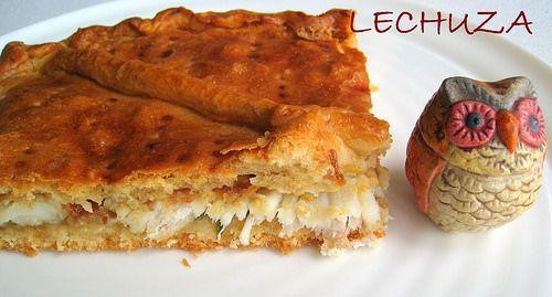 Cocinar Raya A La Gallega   Receta Gallega Empanada De Raya Con Masa De Trigo Mina Galicia
