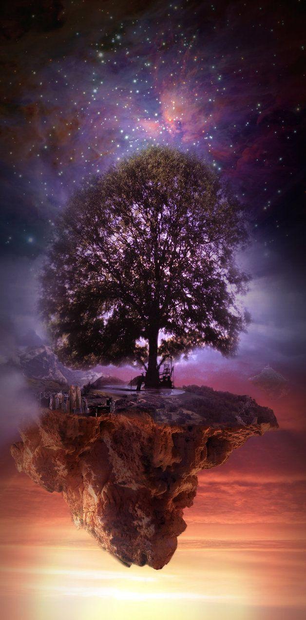 Wallpaper Tree Of Life, Tree