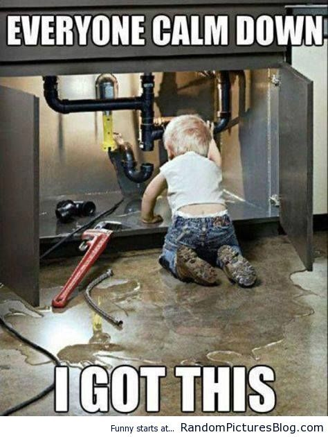 Pin By Ac Man Houston On Funny Hvac Memes Plumbing Humor