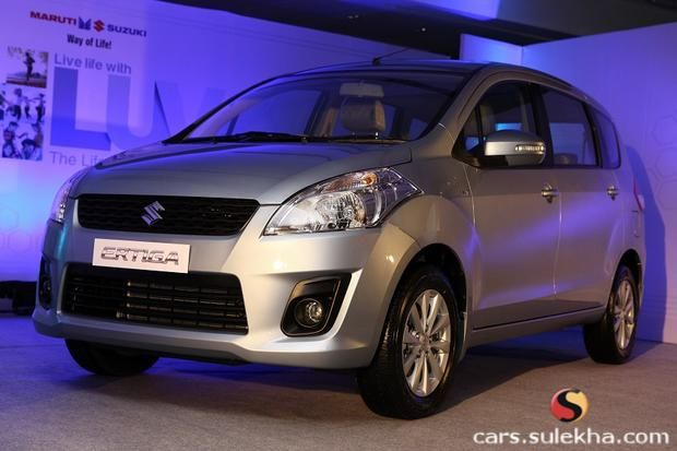 Maruti Suzuki Ertiga  has yet again jump-started a new category with a great vehicle. Get online review on   Maruti Suzuki Ertiga at Cars sulekha dot com