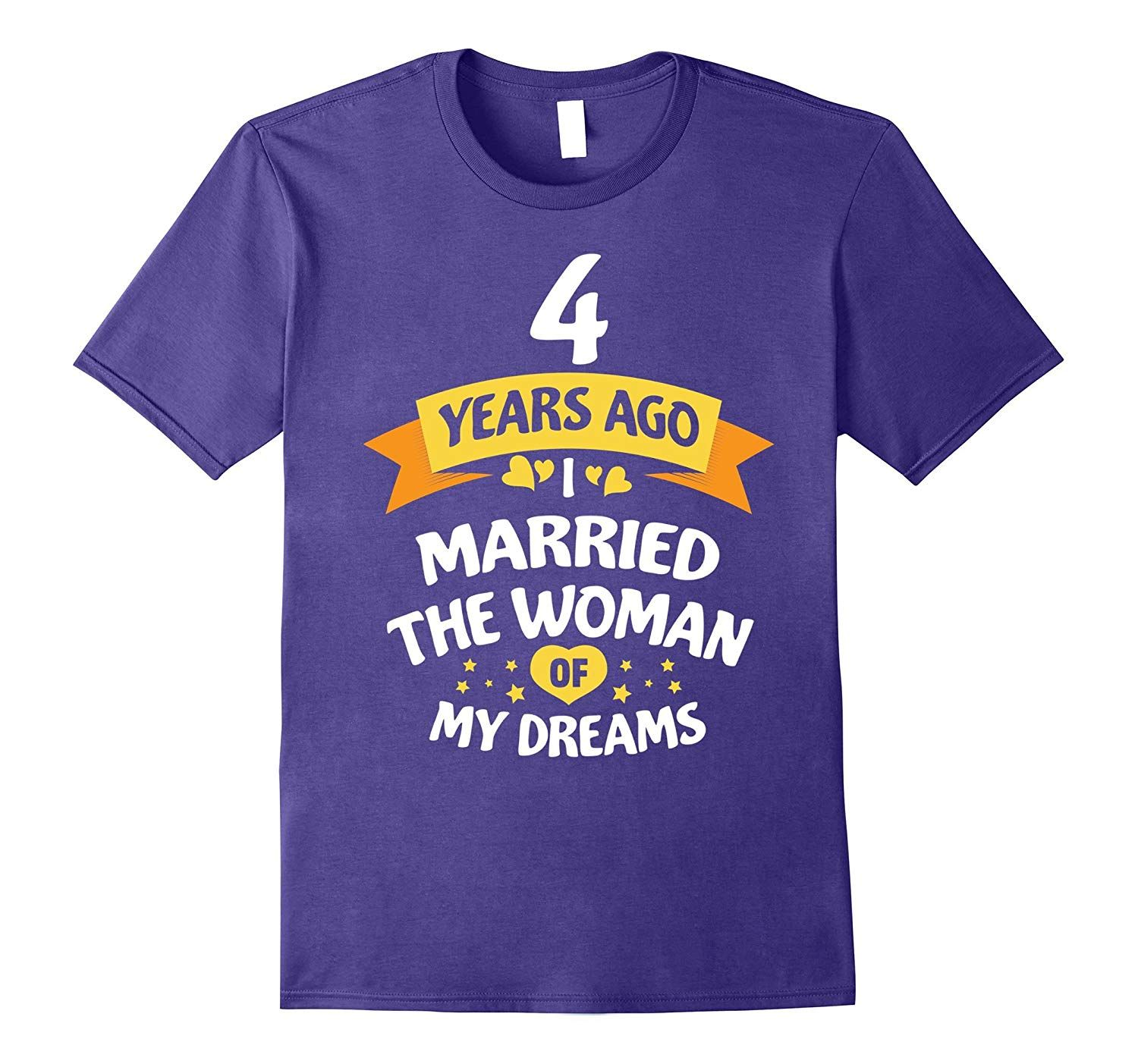 4 Years Anniversary Gift Idea for Him Four 10 year