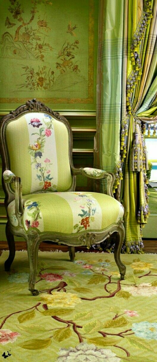 Pin by Rose Colored Glasses on Chartreuse Green interior