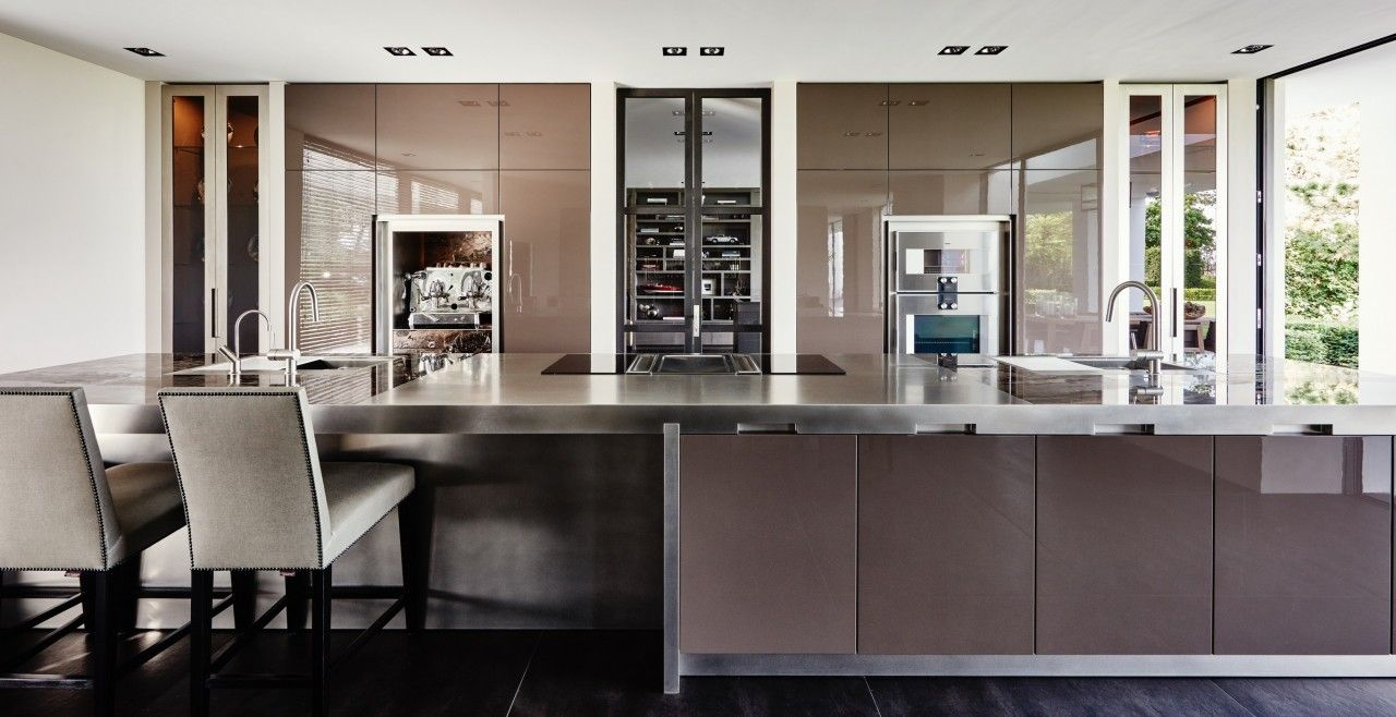 Barletti Exclusieve Keukens : The netherlands private residence kitchen barletti eric