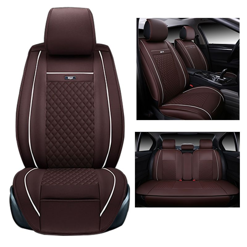 Car Seat Cover Universal Accessories Protector Covers For Toyota Rav4 Highlander Prado Corolla Vios Yaris Prius Leather Car Seat Covers Carseat Cover Car Seats