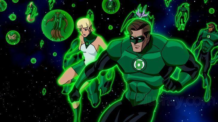 Green Lantern Emerald Knights Linterna Verde Frases De Marvel Peliculas De Animacion