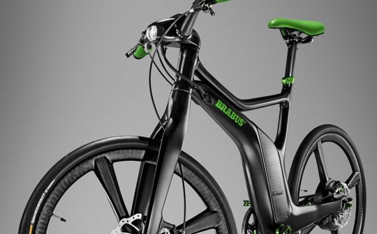 smart brabus electric bike carsmotorcyclesbycicle. Black Bedroom Furniture Sets. Home Design Ideas
