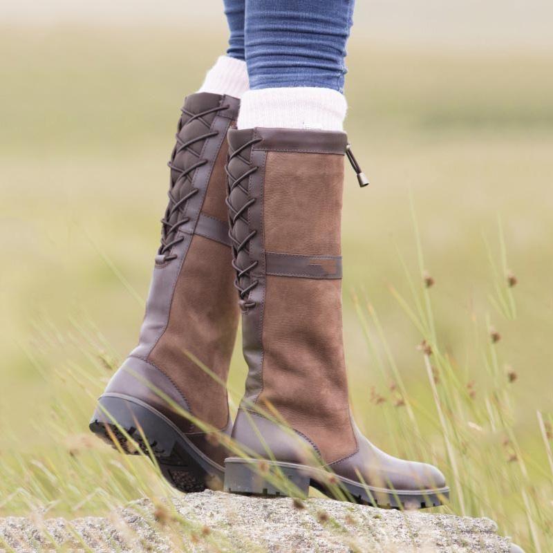 Women's Warm Waterproof Boots – Mollyca