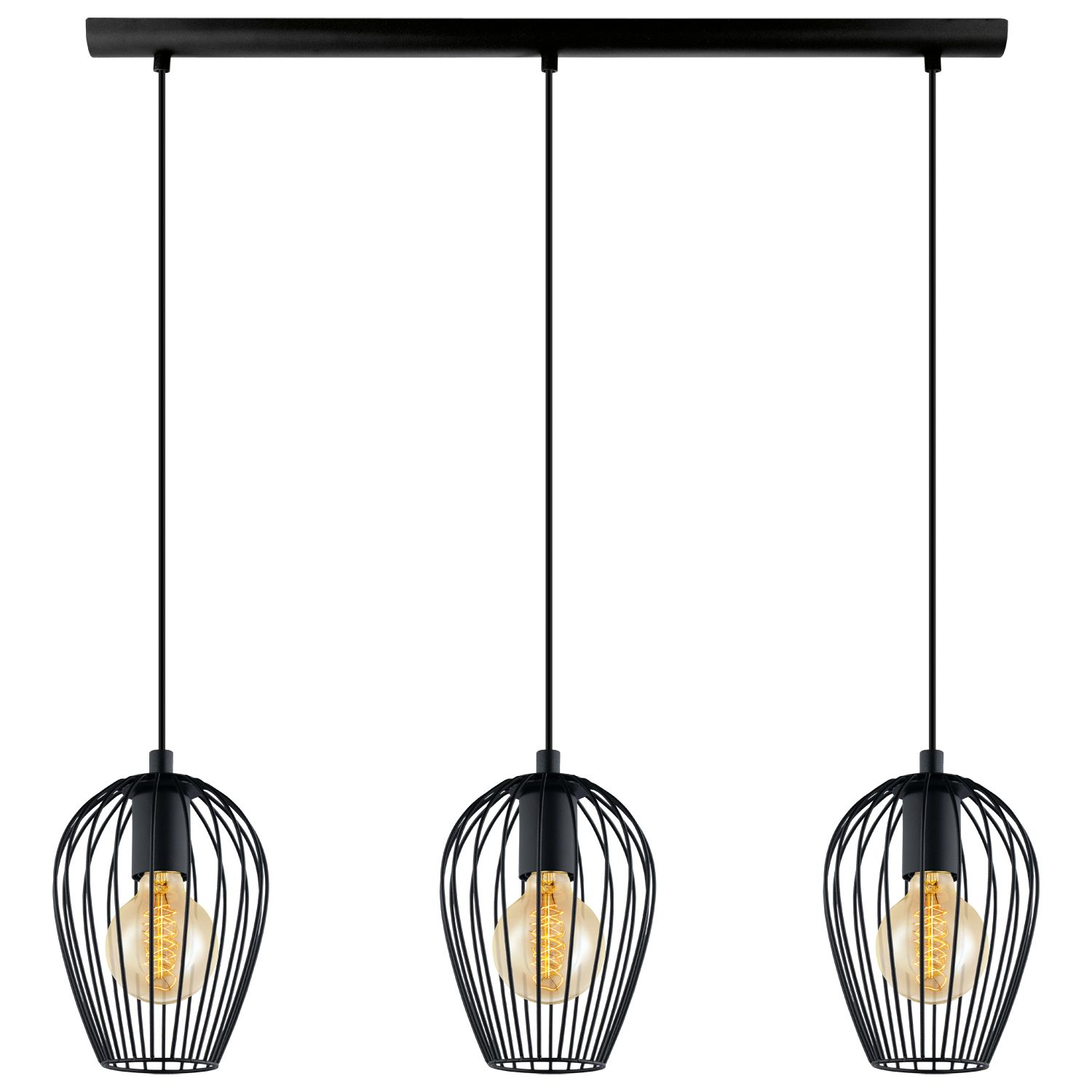 Eglo Led Visilice Eglo Newtown Luster 49478 Dream Home Bar Pendant
