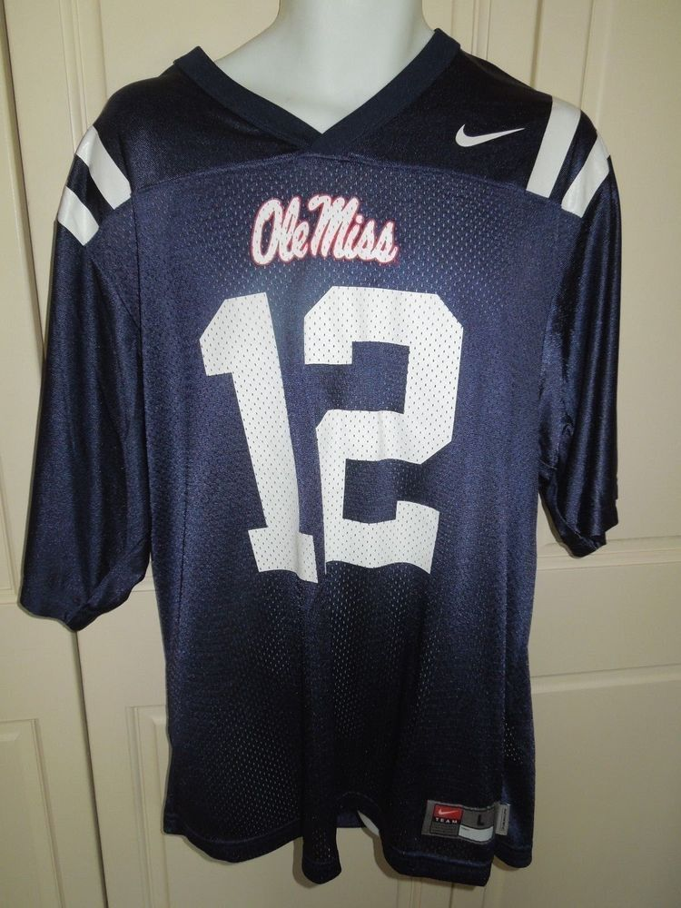 Nike Team Mens University of Mississippi Ole Miss Rebels
