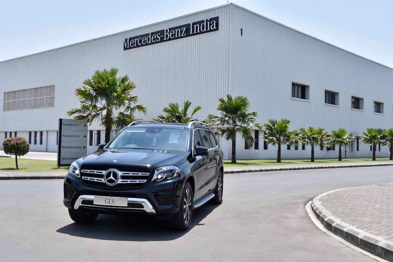 Mercedes Benz India S Largest Luxury Car Manufacturer Has Launched