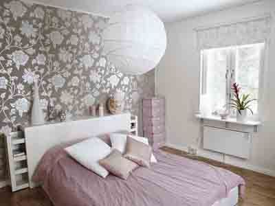 Superbe Bedroom Decorating Ideas Wall Decoration Modern Wallpaper