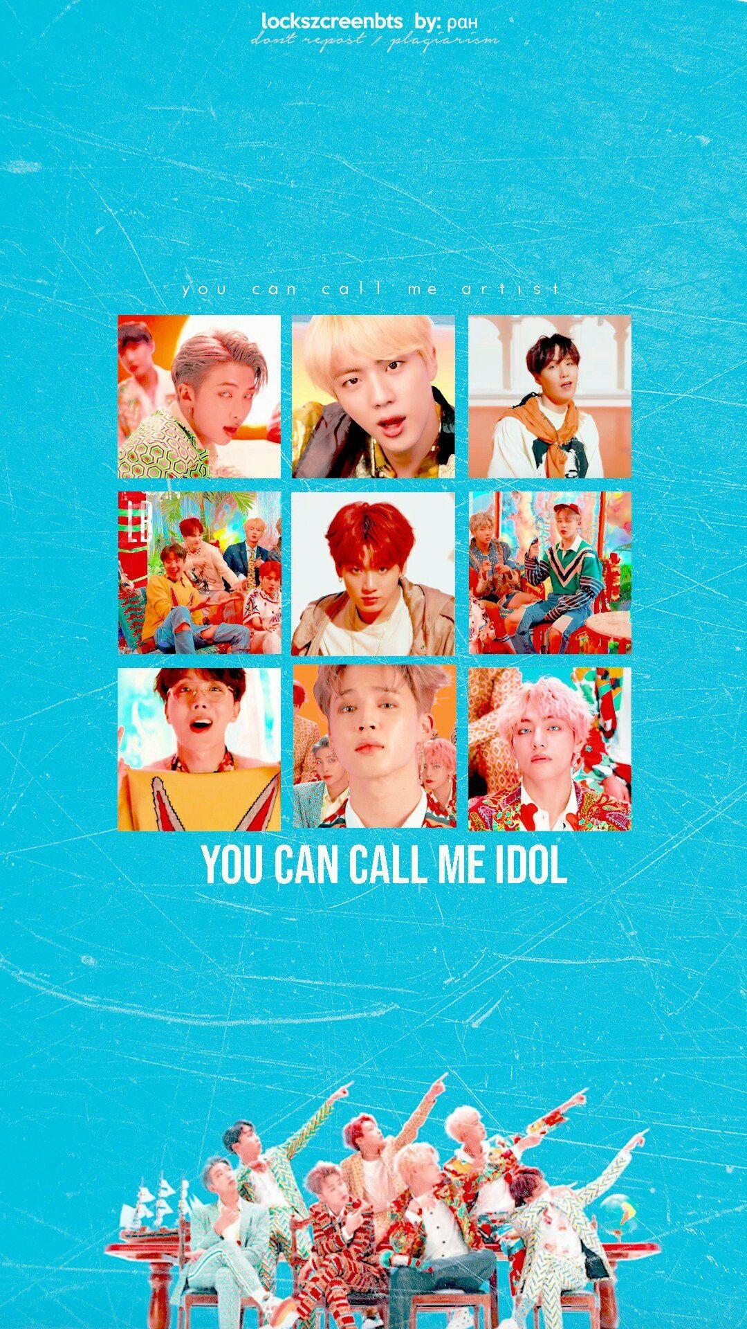 Bts Idol Wallpaper Bts Wallpaper Bts Mv Bts