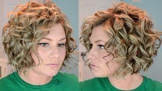 HairGirl YouTube HB Pinterest Youtube Hair Style And - Youtube short curly hair