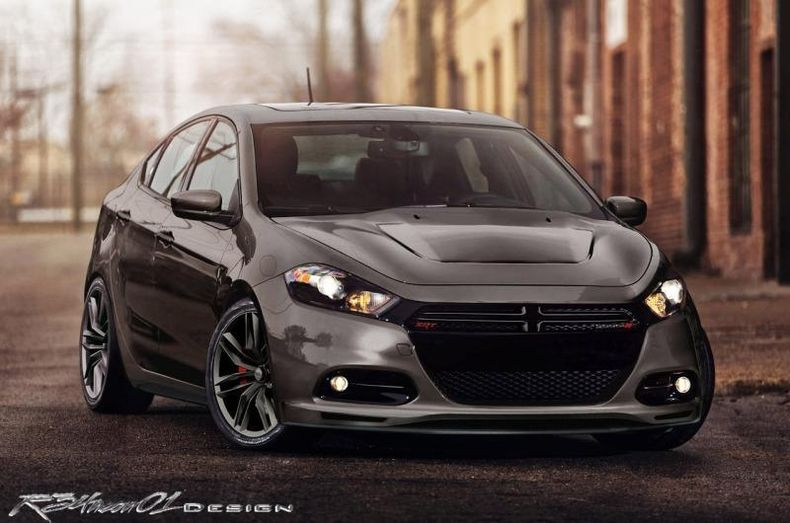 Dodge Dart Srt 4 Concept