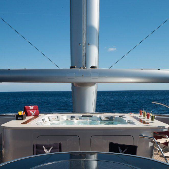 Maltese Falcon Yacht Photos 88m Luxury Sail Yacht For Charter In 2020 Maltese Falcon Yacht Sailing Yacht Yacht