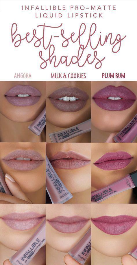 Infallible Pro Matte Liquid Lipstick