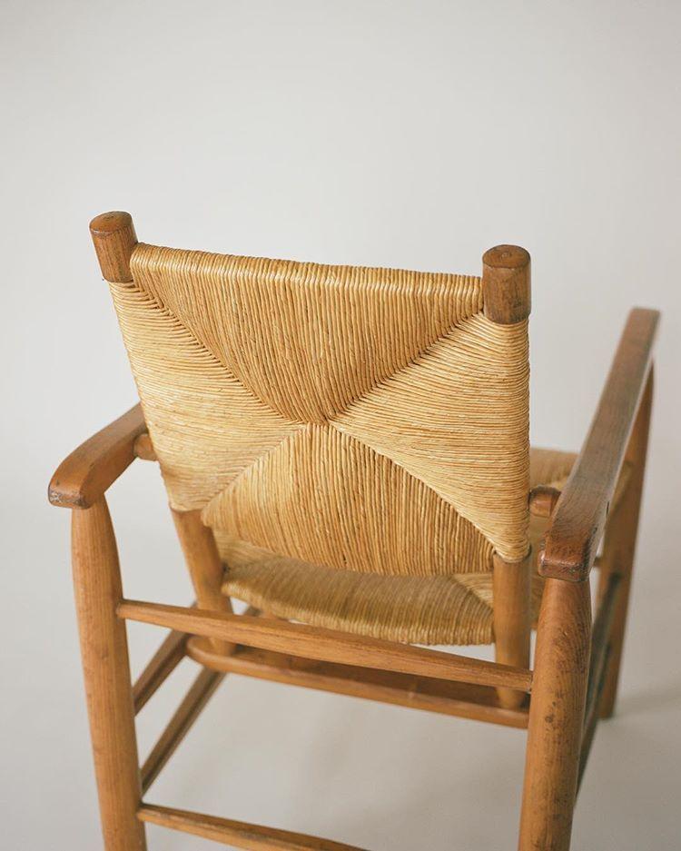 Groovy Detail Of Charlotte Perriand Lounge Chair C 1947 Inzonedesignstudio Interior Chair Design Inzonedesignstudiocom