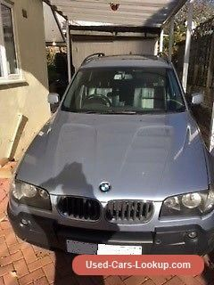 2004 BMW X3 2.0d SE 4WD 6 Speed 5 Door 120K 2 Owners 11m MOT #bmw ...