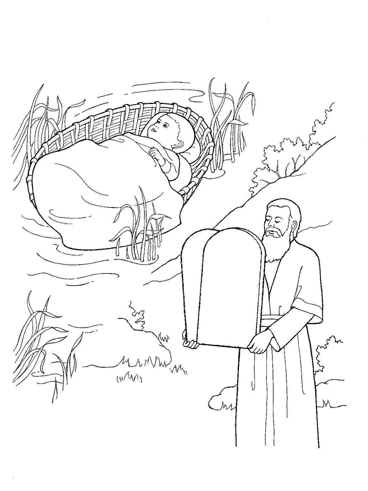 10 Commandments Coloring Pages Unique 20 10 Mandments
