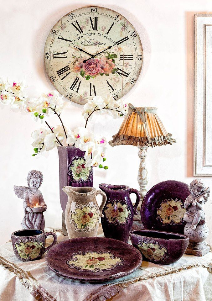 Romance is always in our heart! What a wonderful #ceramic collection! Don't you think? www.inart.com
