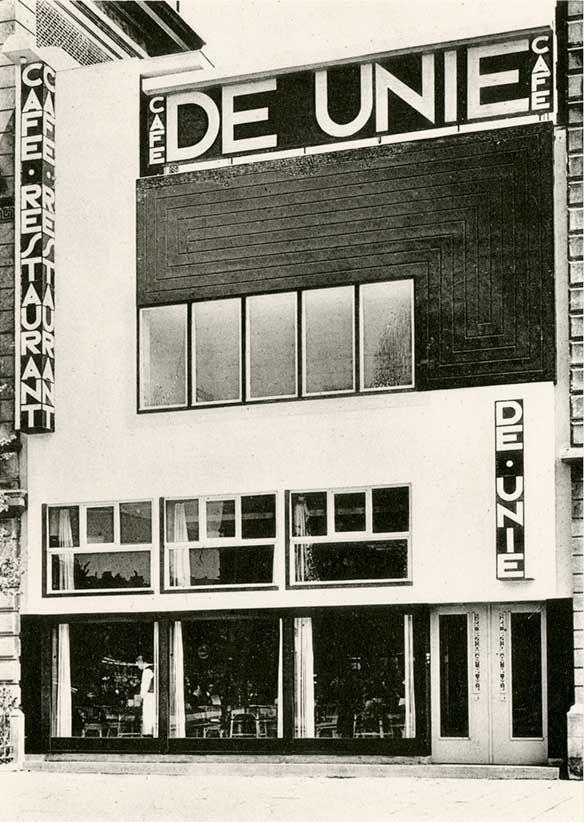 oud cafe de unie pdf